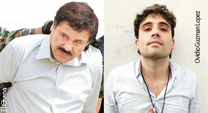 'El Chapo'nun oğlu için kenti savaş alanına çevirmişlerdi... Detayları ortaya çıktı