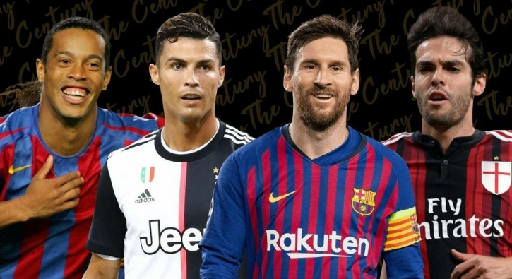 21. yüzyılın en iyi 100 oyuncusu