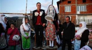 Bulgaristan'daki Müslümanlar geleneğini böyle yaşatıyor