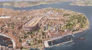 Fetih öncesi İstanbul