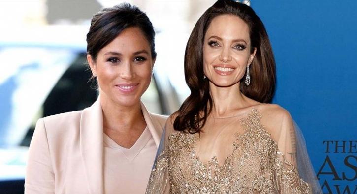Yeni 'Angelina Jolie' olmak istiyor