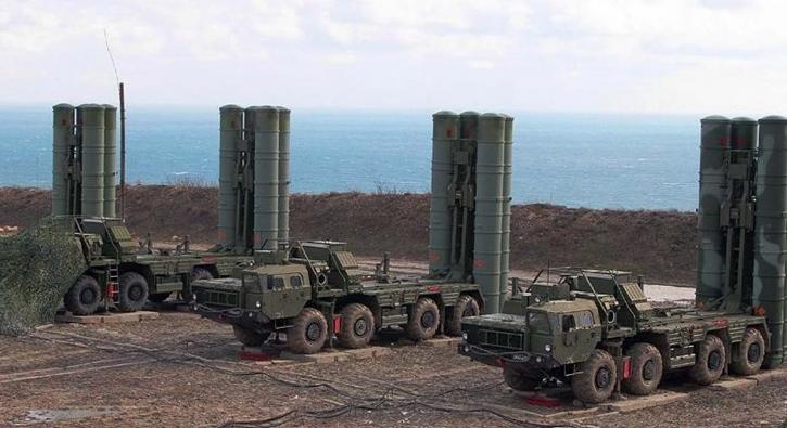 Podberezkin: S-400'ler Türkiye için sadece bir tür silah değil