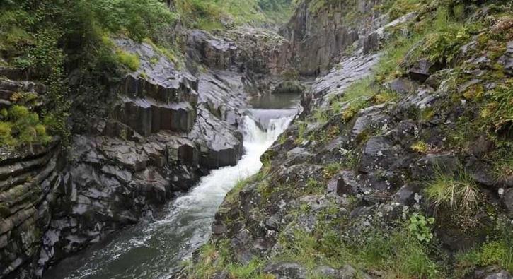 Macera tutkunlarının adresi: Küpkaya Kanyonu