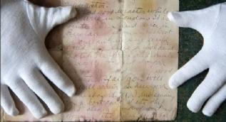 Titanik mektubu rekor fiyata alıcı buldu