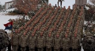 """Jandarmanın """"Şerife Bacıları"""" göreve hazır"""