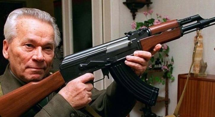 AK-47'nin geliştiricisi Rus silah şirketi Kalaşnikof gelirini yüzde 280 arttırdı