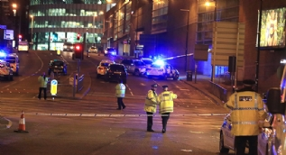 Manchester'daki patlamalar sonrası ilk görüntüler