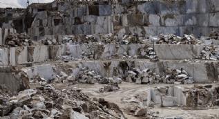 500 milyar dolarlık mermer rezervinin bulundu