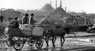 İstanbul'u daha önce böyle gördünüz mü?