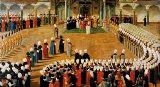 Osmanlı'da Ramazan Bayramı geleneği