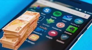 Android'de açık bulan parayı kapacak