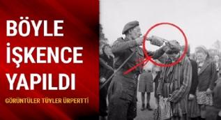 Tüyler ürperten kampta 50 bin kişi öldü