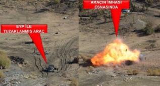 Teröristlere yönelik operasyonu 2'inci Ordu yönetti
