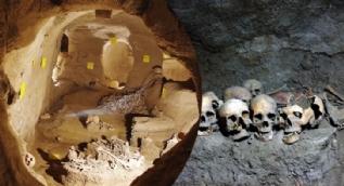 2 bin yıllık yeraltı şehri bulundu