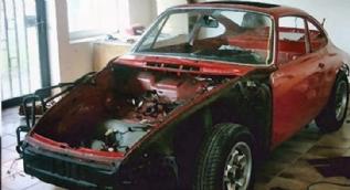 1965 Porsche yenilendi