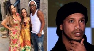 Ronaldinho aynı anda iki kadınla mı evleniyor?