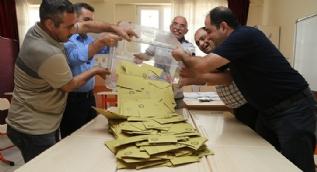 24 Haziran milletvekili seçim sonuçları! İlk seçim sonuçları açıklandı! İşte ilk sonuçlar