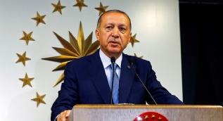 Cumhurbaşkanı Erdoğan seçim sonuçlarıyla ilgili basın açıklaması yaptı
