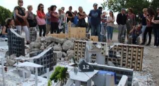 'Halep'i Yaşa' minyatür sergisi açıldı