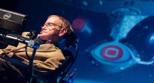 Hawking 50 yıl önceki doktora tezini yayınlayınca internet sitesi çöktü