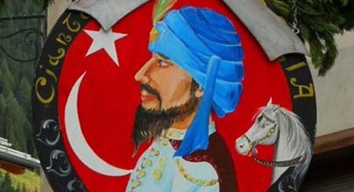 Avrupa'nın göbeğinde unutulmayan 'Osmanlı' askeri