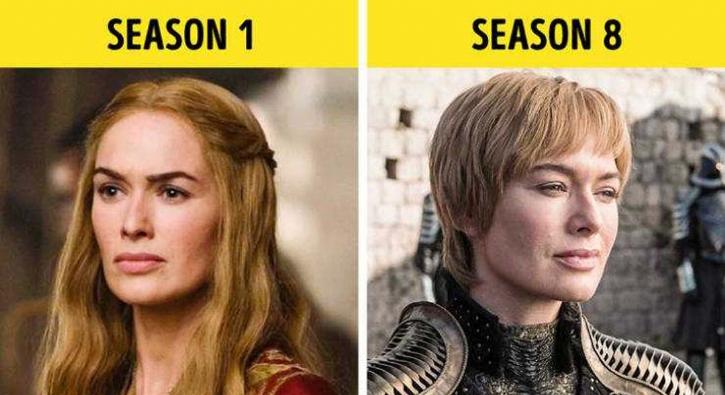 Game of Thrones karakterlerinin 8 sezon sonundaki değişimleri