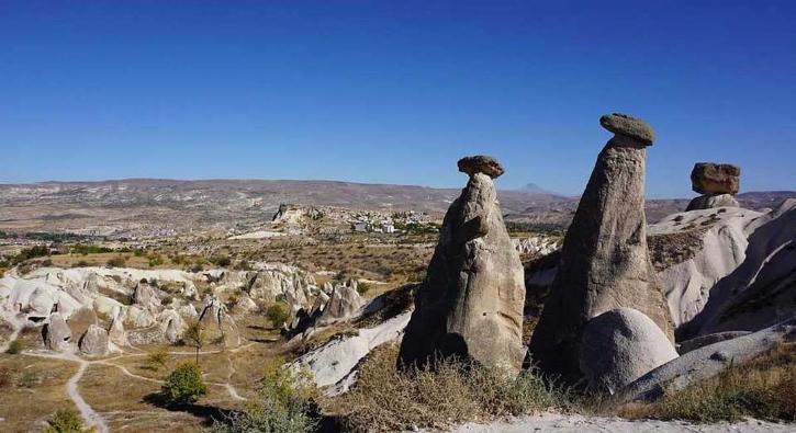 Güzel Atlar Ülkesi Kapadokya