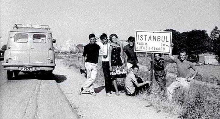National Geographic arşivinden 'Türkiye' fotoğrafları