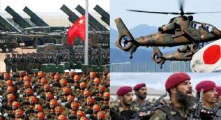 3. Dünya Savaşı senaryoları bölgesi! İşte Asya'nın orduları