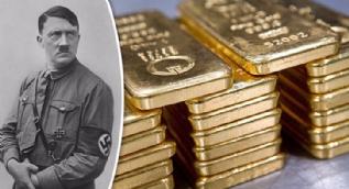 Hitler'in 4 ton altını bulundu