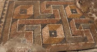2 bin yıllık A.N.T. markalı çömlek bulundu