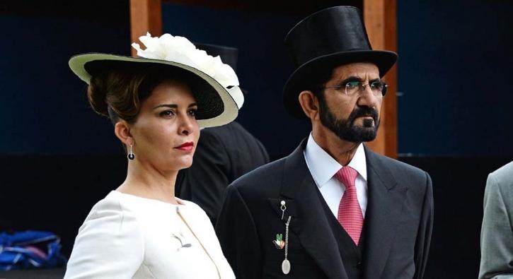 Dubai Şeyhi Al Maktum ile Prenses Haya boşandı