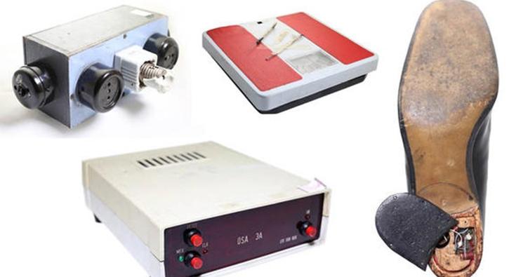 MİT'in sanal müzesi açıldı! İstihbarat savaşları bu araçlarla yapılmış