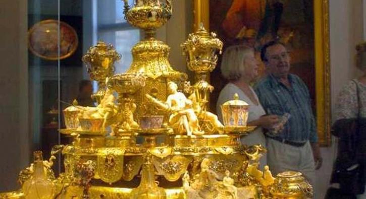 Tarihteki en büyük sanat hırsızlığı! Dünya bunu konuşuyor