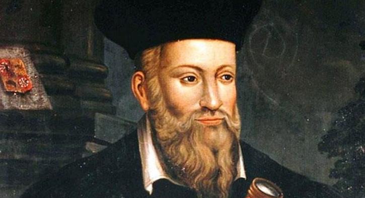 Nostradamus`un korkunç kehanetleri bir bir gerçekleşiyor