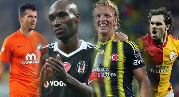 Son yıllarda Türkiye'de beklenmedik etki yaratıp alkış alan transferler