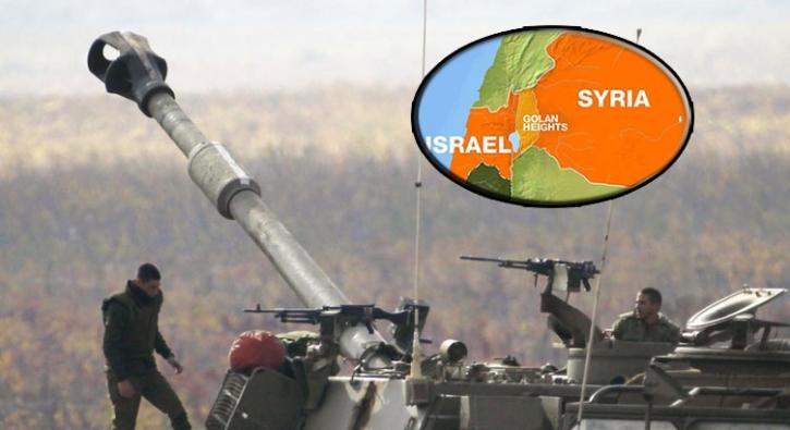 Golan Tepeleri'nin stratejik önemi ne?