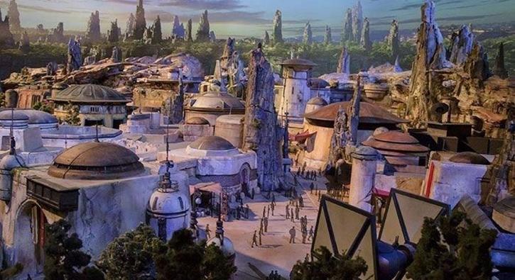 Hayranlarına güzel haber, 'Star Wars' tema parkı bitmek üzere