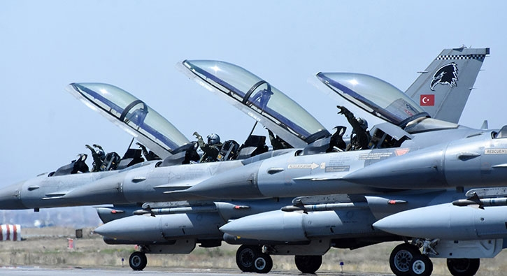 ABD, 'Anadolu Kartalı'na F-35'leri getirmedi
