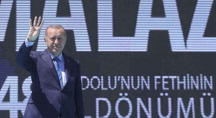 Başkan Erdoğan Ahlat'ta...