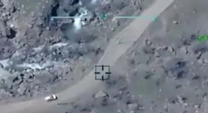 Terör örgütü PKK'nın tepe kadrosundaki teröristler nokta atışı ile vuruldu