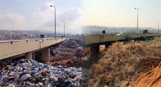 Lübnan'daki çöp krizi sona erdi