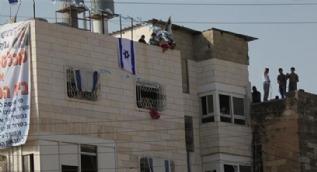 Yahudi yerleşimciler Filistinlileri evlerinden ediyor