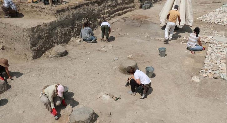 Amasya'daki kazıda ortaya çıkarıldı: Tam 2500 yıllık