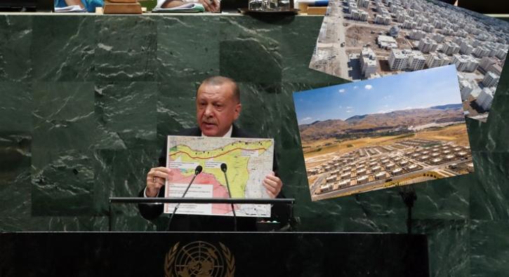 Başkan Erdoğan dünyaya ilan etmişti: İşte güvenli bölge planının detayları