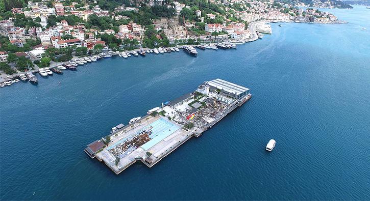 İBB'den 'Galatasaray Adası' açıklaması