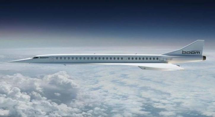 9 saatlik yolculuk 3 saate iniyor! Tarihin en hızlı uçağı...