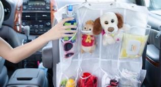 Arabanızı temiz ve düzenli tutmanın 11 yolu