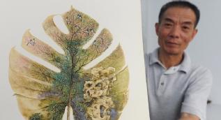 Çinli sanatçının eserleri görenleri hayrete düşürüyor