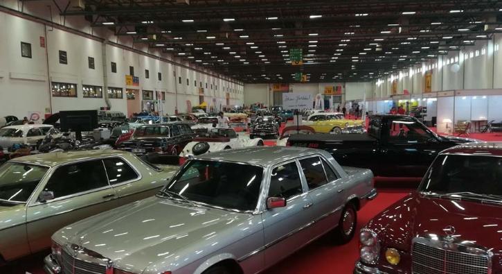 2. Klasik Araç Festivali TÜYAP İstanbul'da kapılarını açtı